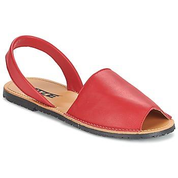Scarpe Donna Sandali So Size LOJA Rosso