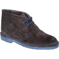 Scarpe Donna Tronchetti Kep's By Coraf scarpe donna  polacchini stivaletti marrone (t. moro) camoscio B marrone