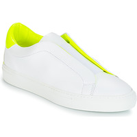 Scarpe Donna Sneakers basse KLOM KISS Bianco / Giallo
