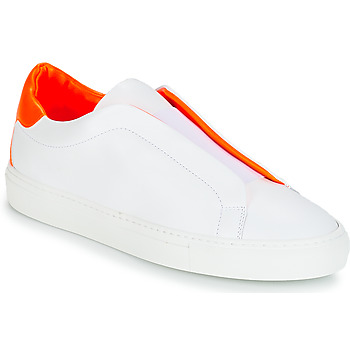 Scarpe Donna Sneakers basse KLOM KISS Bianco / Arancio