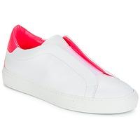 Scarpe Donna Sneakers basse KLOM KISS Bianco / Rosa