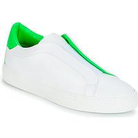 Scarpe Donna Sneakers basse KLOM KISS Bianco / Verde