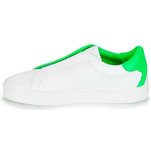 Klom Kiss Sneakers Basse Scarpe 8450 Donna Consegna Gratuita BiancoVerde nw0vN8m