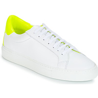 Scarpe Donna Sneakers basse KLOM KEEP Bianco / Giallo
