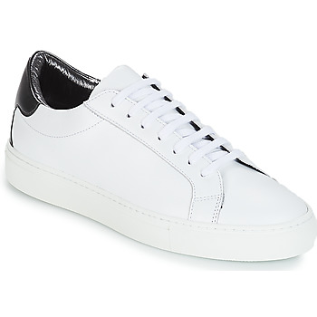 Scarpe Donna Sneakers basse KLOM KEEP Bianco / Argento