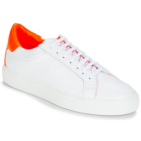 Scarpe Donna Sneakers basse KLOM KEEP Bianco / Arancio