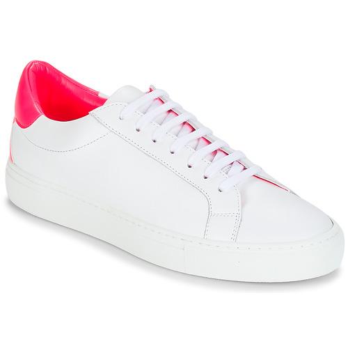 Scarpe Donna Sneakers basse KLOM KEEP Bianco / Rosa