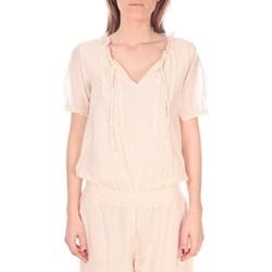 Abbigliamento Donna Top / Blusa Vision De Reve Tunique Kate 7041 Rose Rosa