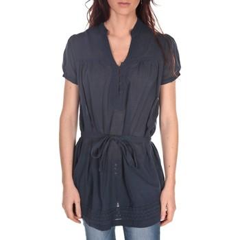 Abbigliamento Donna Tuniche Vision De Reve Tunique Claire 7090 Bleu-Marine Blu