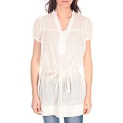 Abbigliamento Donna Tuniche Vision De Reve Tunique Claire 7090 Blanc Bianco