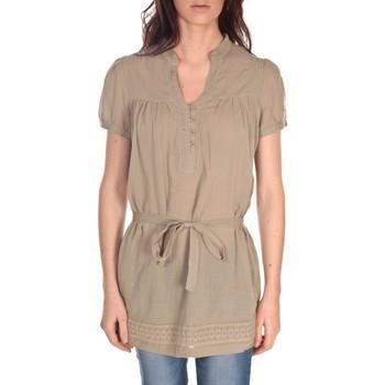 Abbigliamento Donna Tuniche Vision De Reve Tunique Claire 7090 Marron Marrone