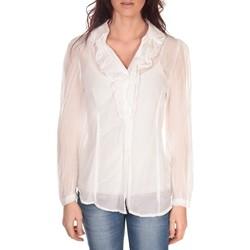Abbigliamento Donna Top / Blusa Vision De Reve Tunique Lorine 7068 Blanc Bianco