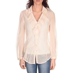Abbigliamento Donna Top / Blusa Vision De Reve Tunique Lorine 7068 Rose Rosa