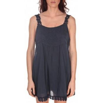 Abbigliamento Donna Tuniche Vision De Reve Robe Toupie 7062 Bleu-Marine Blu