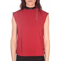 Abbigliamento Donna Top / T-shirt senza maniche Tcqb Top Sirene Rouge Rosso