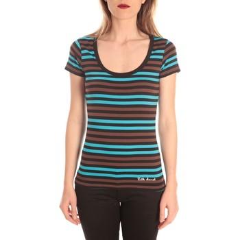 Abbigliamento Donna T-shirt maniche corte Little Marcel t-shirt line GCR MC 226 Multicolore