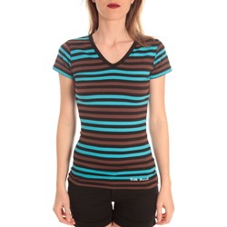 Abbigliamento Donna T-shirt maniche corte Little Marcel t-shirt alexina MC 226 Multicolore