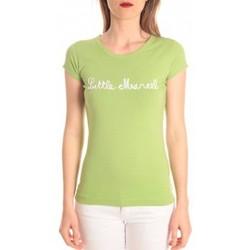 Abbigliamento Donna T-shirt maniche corte Little Marcel t-shirt tokyo corde vert Verde