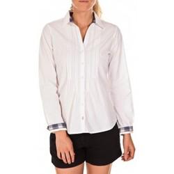 Abbigliamento Donna Camicie Tom Tailor Chemise Beatrix Blanche Bianco