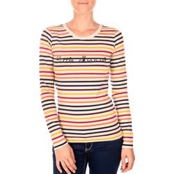 Abbigliamento Donna T-shirts a maniche lunghe Little Marcel LINE RDC ML MULTICO 234 multicolor Multicolore