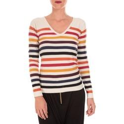 Abbigliamento Donna Maglioni Little Marcel Pull Pralexi 234 Multicolor Multicolore