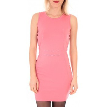 Abbigliamento Donna Abiti corti Vero Moda YDA SL MINI DRESS  Rose Rosa
