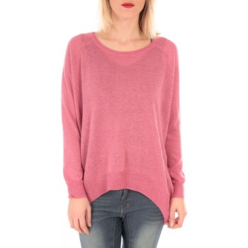 Abbigliamento Donna Maglioni Vero Moda PRIME LS OVERSIZE BLOUSE KM Rose Rosa