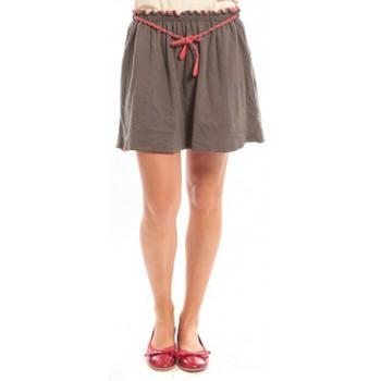 Abbigliamento Donna Gonne Blune Jupe Lendemain de Fête JP-01E13 Grise Grigio