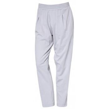 Abbigliamento Donna Pantaloni So Charlotte Pleats jersey Pant B00-424-00 Gris Grigio