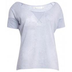 Abbigliamento Donna T-shirt maniche corte So Charlotte Tight short sleeves Tee all snake T53-406-00 Gris Grigio