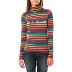 Abbigliamento Donna T-shirts a maniche lunghe Little Marcel DUNKE 250 Grigio
