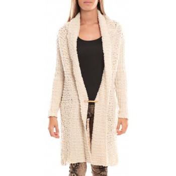 Abbigliamento Donna Giacche By La Vitrine Veste Julie 33001 Blanc Bianco