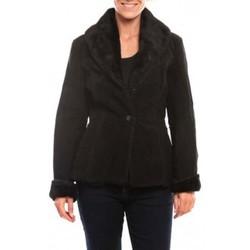 Abbigliamento Donna Giacche Comme Des Filles Comme des Garçons Veste Vittoria Noir Nero