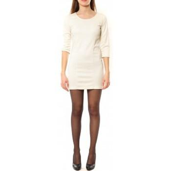 Abbigliamento Donna Abiti corti Dress Code Robe 125  Noemie Blanc Bianco
