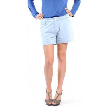 Abbigliamento Donna Shorts / Bermuda American Vintage SHORT KEY131 BLEU JEANS Blu