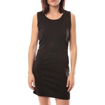 Abbigliamento Donna Abiti corti Dress Code Robe Wind V002 Noir Nero