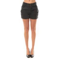 Abbigliamento Donna Shorts / Bermuda Vero Moda Sunny Day Shorts 10108018 Gris Grigio