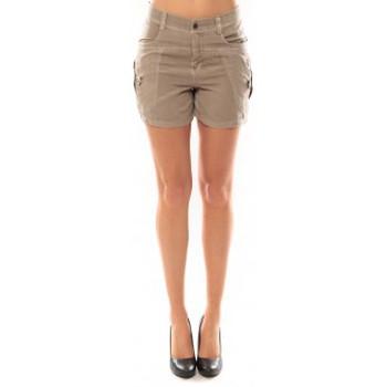 Abbigliamento Donna Shorts / Bermuda Vero Moda Sunny Day Shorts 10108018 Beige Beige