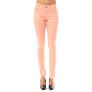 Pantalon B3523 Rose