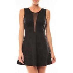 Abbigliamento Donna Abiti corti Vera & Lucy Robe Lucce 9199 Noir Nero