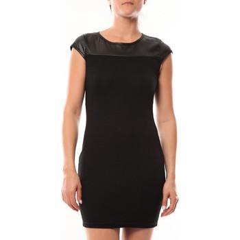 Abbigliamento Donna Abiti corti Dress Code Robe Love Look 319 Noir Nero