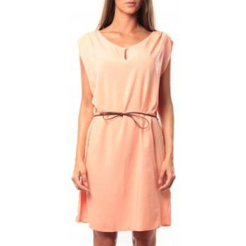 Abbigliamento Donna Abiti corti Vero Moda Amanda S/L Short Dress Mix It 10108973 Rose Rosa