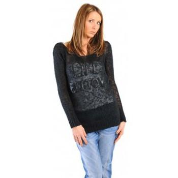 Abbigliamento Donna Maglioni Dress Code PULL LIFE NOIR Nero