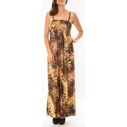 Abbigliamento Donna Vestiti By La Vitrine Robe Huamei F723 Rouge Rosso