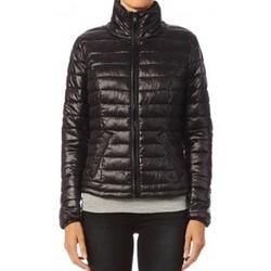 Abbigliamento Donna Piumini Vero Moda Nomi Short Jacket 10114400 Marine Blu