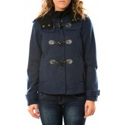 Abbigliamento Donna Cappotti Vero Moda Dana Short Jacket 10114485 Marine Blu