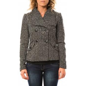 Abbigliamento Donna Giacche Vero Moda Sure Short Jacket 1011867 Gris Grigio