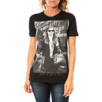 Abbigliamento Donna T-shirt maniche corte L'atelier Du Marais T-shirt Working Noir Nero