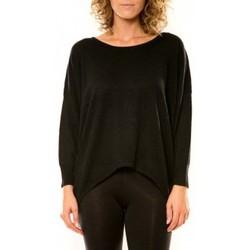 Abbigliamento Donna Maglioni Vision De Reve Vision de Rêve Pull 12011 Noir Nero