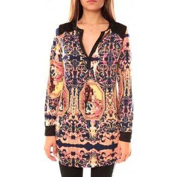 Abbigliamento Donna Tuniche Dress Code Tunique Sweet Miss K201105 Rose Rosa